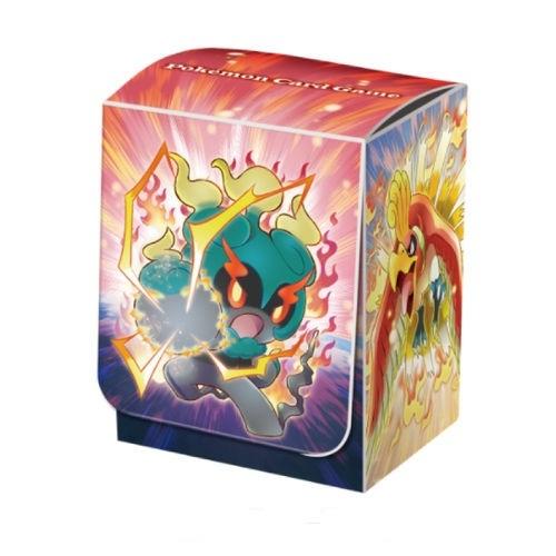 Japanese Pokemon Sun & Moon Marshadow Deck Box