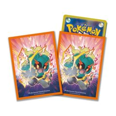 Japanese Pokemon Sun & Moon Marshadow Sleeves - 64ct