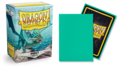 Dragon Shield Matte Standard-Size Sleeves - Mint - 100ct