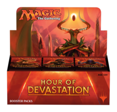 MTG Hour of Devastation Booster Box (English)