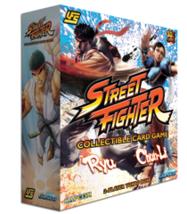 Jasco UFS Street Fighter 2-Player Turbo Box