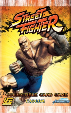 Jasco UFS Street Fighter Booster Pack