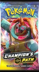 Pokemon Champion's Path Booster Pack