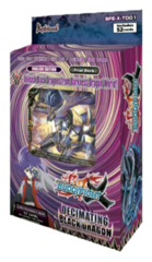 Buddyfight BFE-X-TD01 Decimating Black Dragon Trial Deck