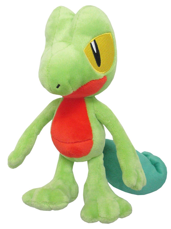 Japanese Pokemon Treecko Plush PP66 8