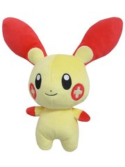 Japanese Pokemon Plusle Plush PP69 9