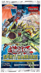 Yu-Gi-Oh Spirit Warriors Booster Pack