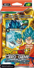 Dragon Ball Super Card Game DBS-SP01