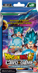 Dragon Ball Super Card Game DBS-SD01