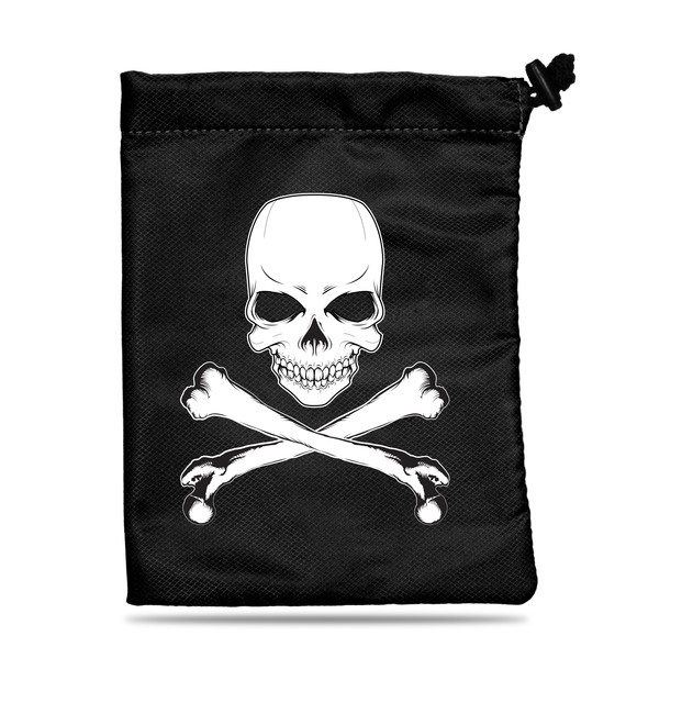 Ultra Pro Skull & Bones Treasure Nest