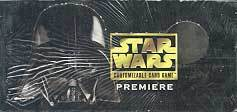 Star Wars CCG Premiere Limited Starter Deck Box (12 Decks)