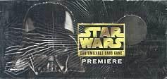 Star Wars CCG Premiere Limited Starter Deck Box (12 Decks)