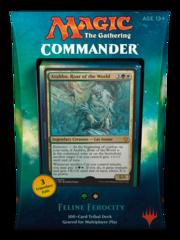 MTG Commander 2017 Deck: Feline Ferocity