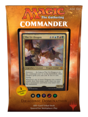 MTG Commander 2017 Deck: Draconic Domination