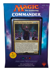 MTG Commander 2017: Arcane Wizardry Deck