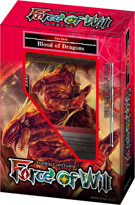 """Force of Will New Legend Precipice """"Blood of Dragons ..."""