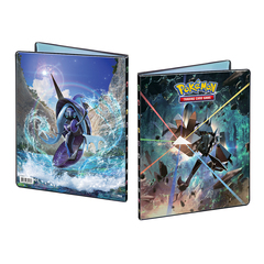 Ultra Pro Pokemon Sun & Moon SM3 Burning Shadows 9-Pocket Portfolio - Necrozma/Tapu Fini