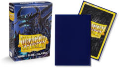 Dragon Shield Classic Japanese Mini-Size Sleeves - Night Blue - 60ct