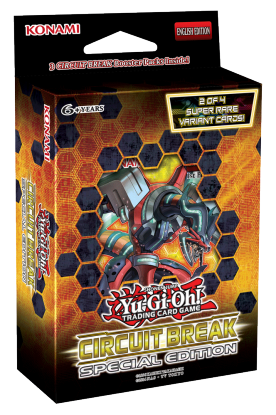 Yu-Gi-Oh Circuit Break Special Edition Pack