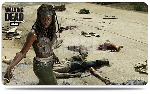 Ultra Pro The Walking Dead Michonne Playmat
