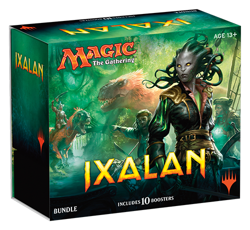 MTG Ixalan Bundle Fat Pack