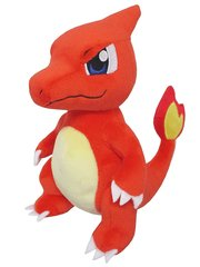 Japanese Pokemon Charmeleon Plush PP77 7