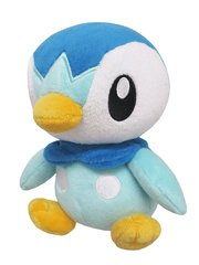 Japanese Pokemon Piplup Plush PP89 6