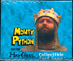 Monty Python and the Holy Grail Booster Pack Box