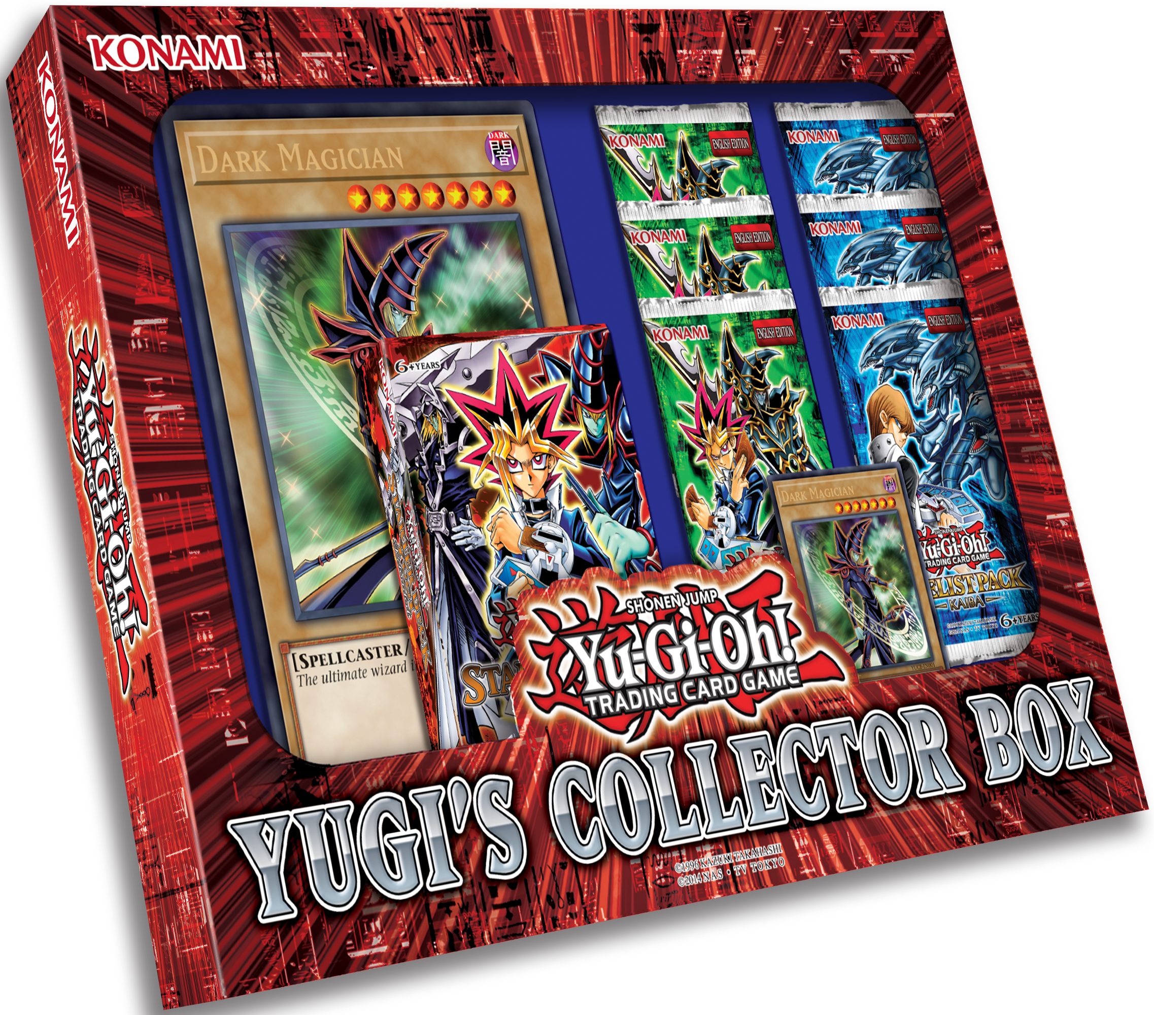 yugioh box