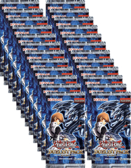Yu-Gi-Oh Lot of 24 Duelist Pack: Kaiba Unlimited Edition Booster Pack