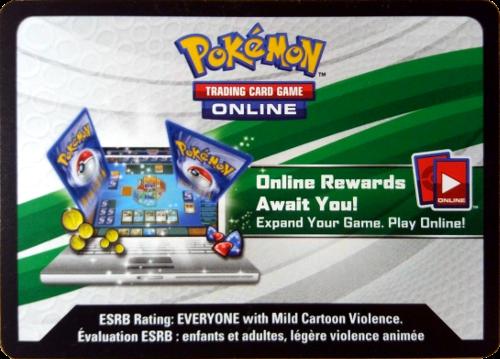 Pokemon TCG KOMMO-O GX BOX 4 Packs Sealed New Online Code GX
