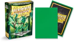 Dragon Shield Matte Standard-Size Sleeves - Apple Green - 60ct