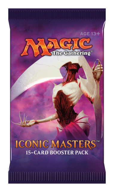 MTG Magic Iconic Masters Booster Pack