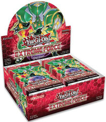 Yu-Gi-Oh Extreme Force 1st Edition Booster Box
