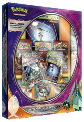 Pokemon Ultra Beasts Premium Collection Box: Pheromosa GX