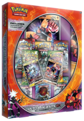 Pokemon Ultra Beasts Premium Collection - Buzzwole GX