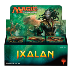 MTG Ixalan Booster Box (English)