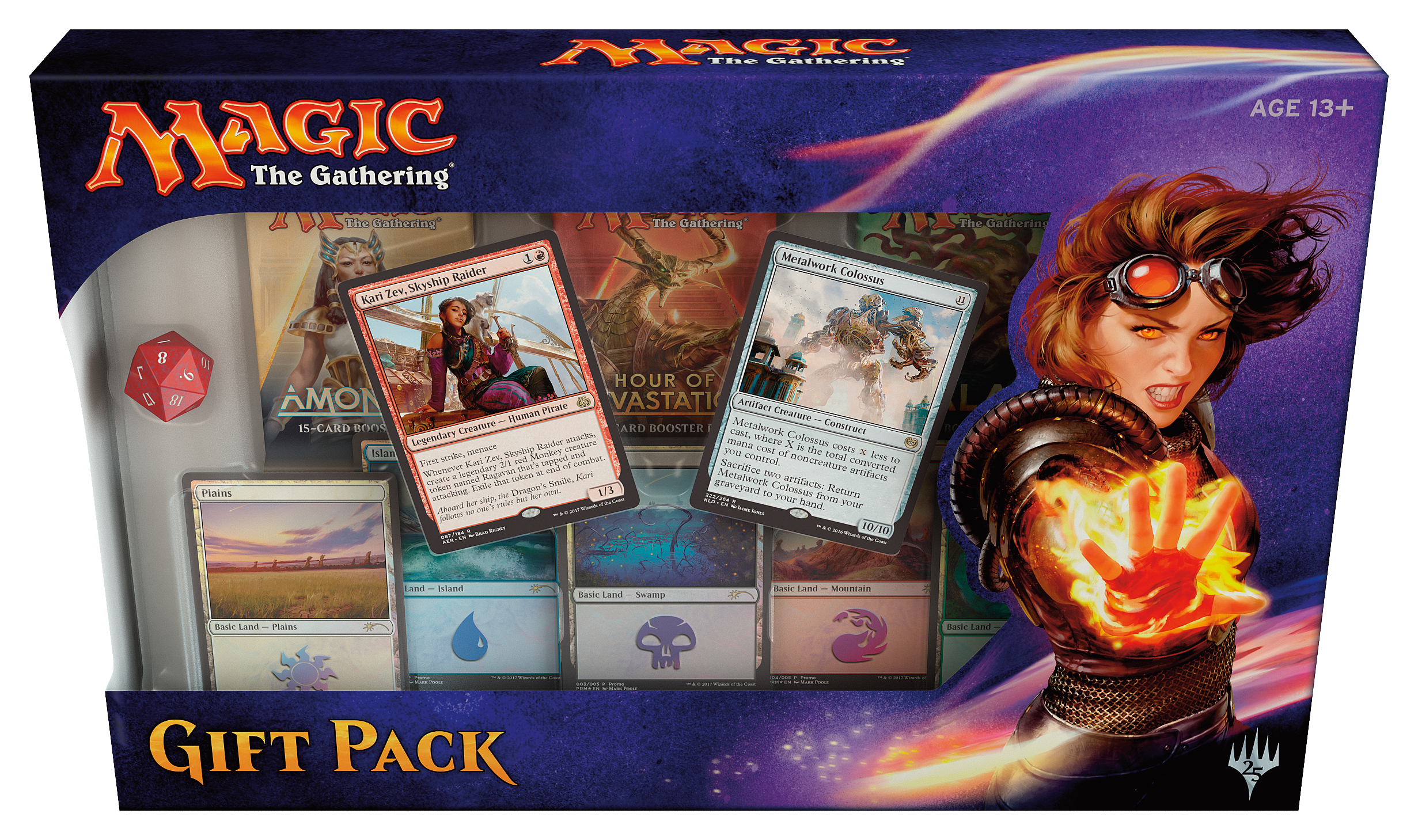 MTG Magic 2017 Gift Pack