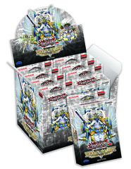 Yu-Gi-Oh Structure Deck: Wave of Light Display Box 8ct
