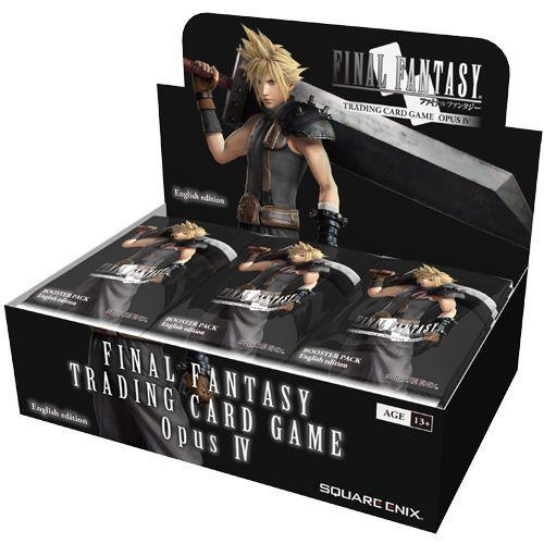 Final Fantasy TCG Opus IV Collection Booster Box