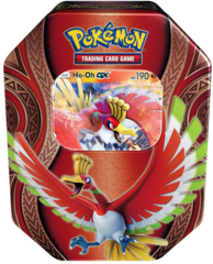 Pokemon Mysterious Powers Tin: Ho-Oh GX