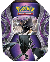 Pokemon Mysterious Powers Tin - Necrozma GX
