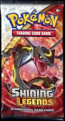 Pokemon Shining Legends Booster Pack