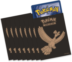 Sun & Moon Shining Legends Ho-Oh Elite Trainer Sleeves - 65ct