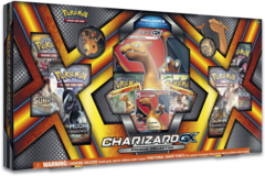 Pokemon Charizard GX Premium Collection Box