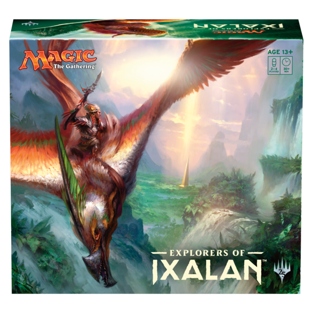 MTG Explorers of Ixalan