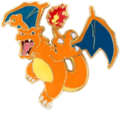 Charizard Pin - Charizard GX Premium Collection