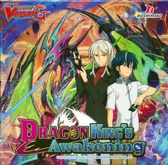 Cardfight!! Vanguard VGE-G-BT12 Dragon Kings Awakening Booster Box