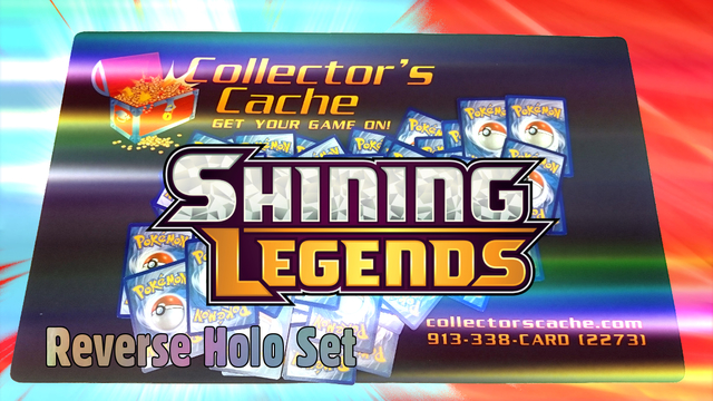Pokemon Shining Legends Holo Rare Complete Card Set Of 12