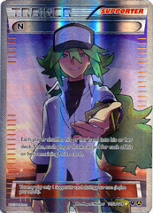 N 105a/124 Full Art Promo - Premium Trainer's XY Collection